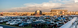 Car Parking Near Charlotte Motor Speedway (CMS)