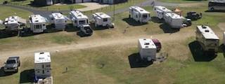 RV Camping Near Charlotte Motor Speedway
